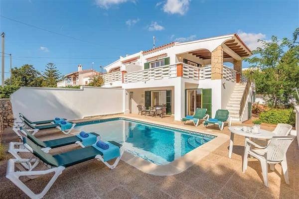 Villa Cati in Menorca