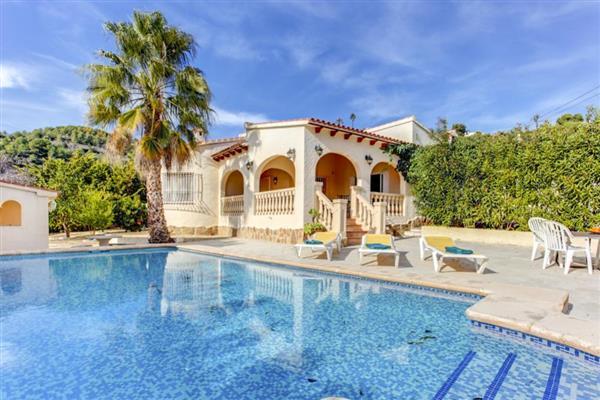 Villa Cecilio in Alicante