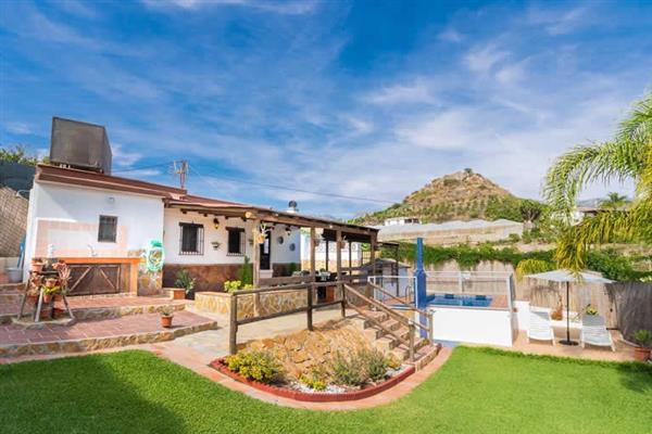 Villa Cecilio, Nerja, Andalucia With Swimming Pool