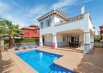 Villa Cedro 517 in Spain