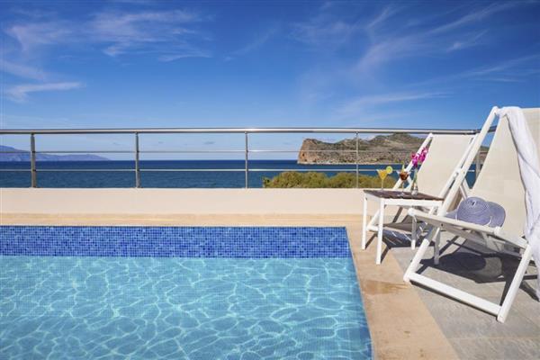 Villa Celena in Crete