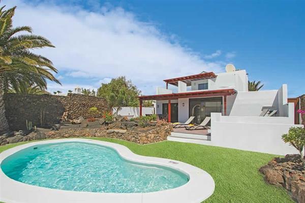 Villa Celeste in Lanzarote