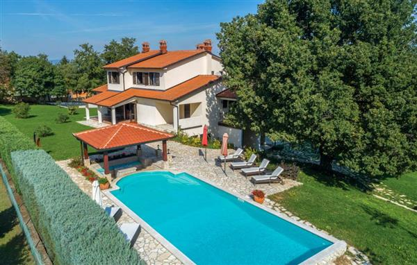 Villa Celine in Općina Kršan