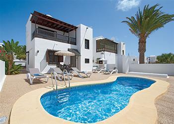 Villa Cency II in Lanzarote