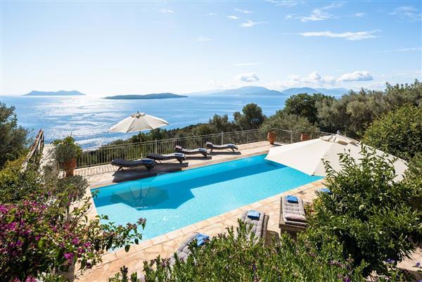 Villa Cercis in Ionian Islands