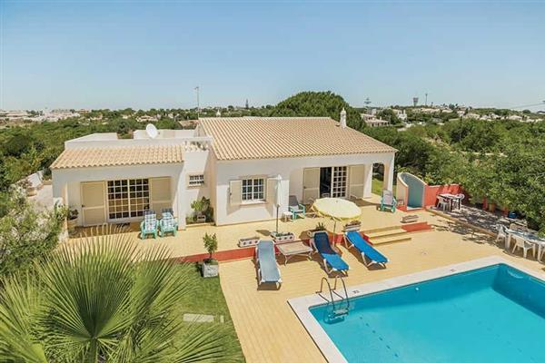 Villa Cerrinho from James Villas