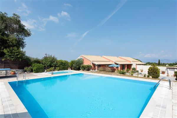 Villa Cesar in Ionian Islands