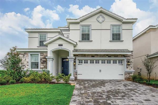 Villa Chambers Bay, Champions Gate, Orlando - Florida With Swimming Pool
