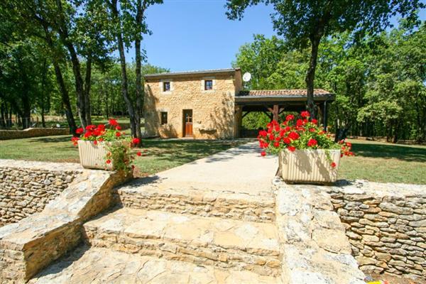 Villa Chambre du Paradis in Dordogne