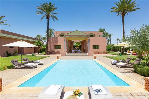 Villa Charifa in Marrakech