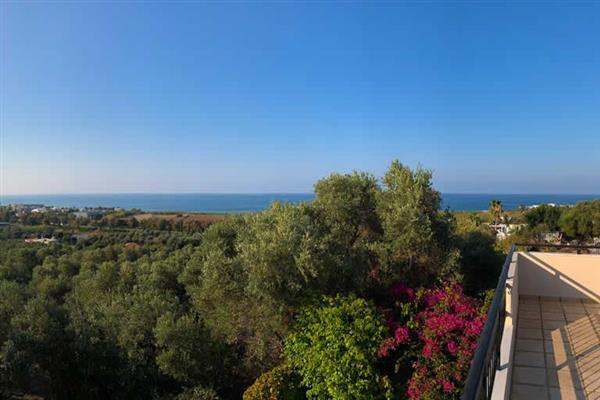 Villa Charlotte in Crete