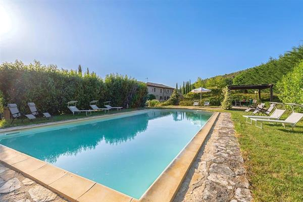 Villa Charme in Italy