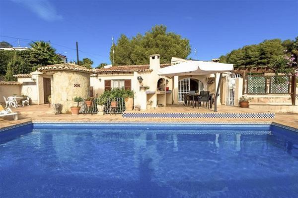 Villa Charmelita in Alicante