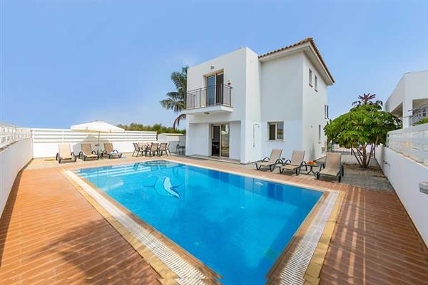 Villa Cherry Palm in Cyprus