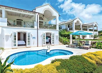 Villa Cherry Red in Barbados