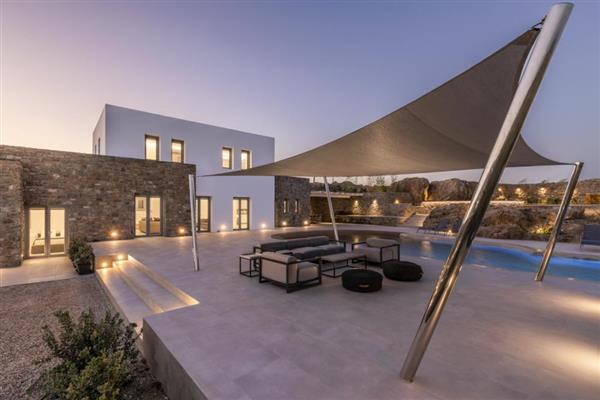 Villa Chi in Southern Aegean