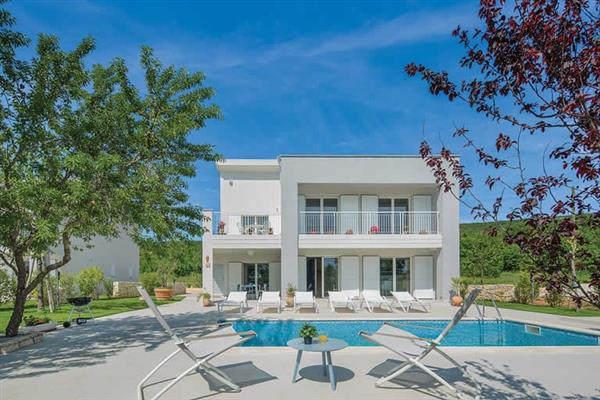 Villa Chiara in Croatia