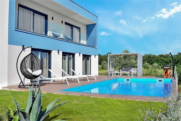 Villa Chic in Croatia
