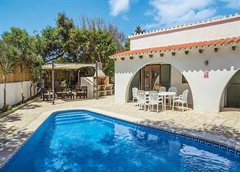 Villa Chiquita in Menorca