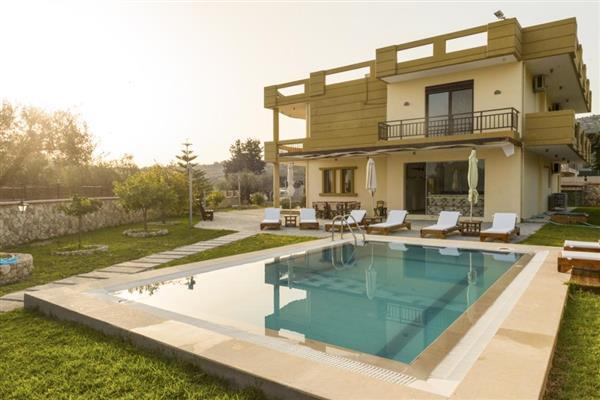 Villa Chorio in Southern Aegean