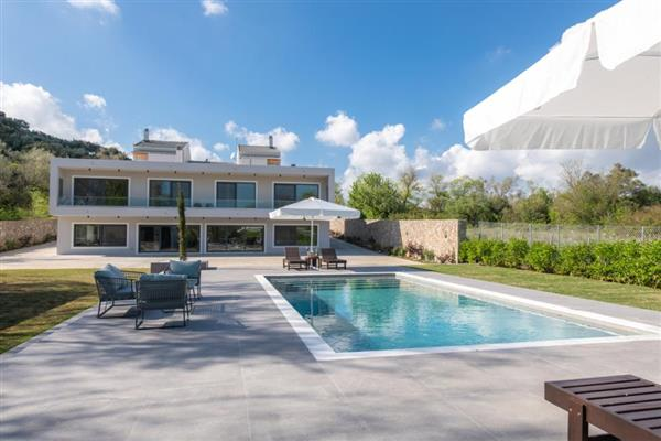 Villa Chrisikou in Ionian Islands
