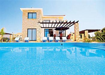 Villa Chriso in Cyprus