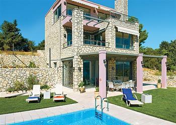 Villa Christy in Lefkas