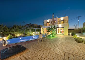 Villa Chrysa in Rhodes