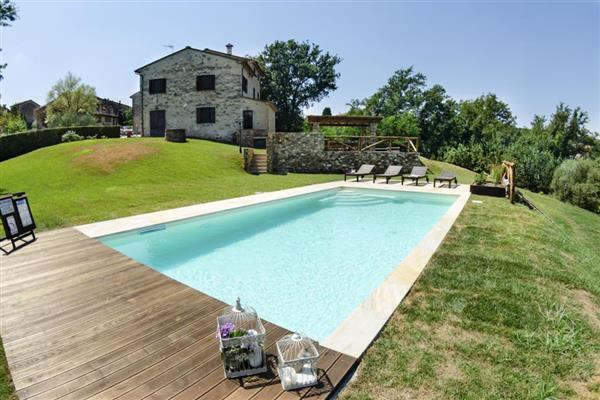 Villa Cianca in Provincia di Lucca