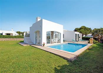 Villa Cinco in Menorca