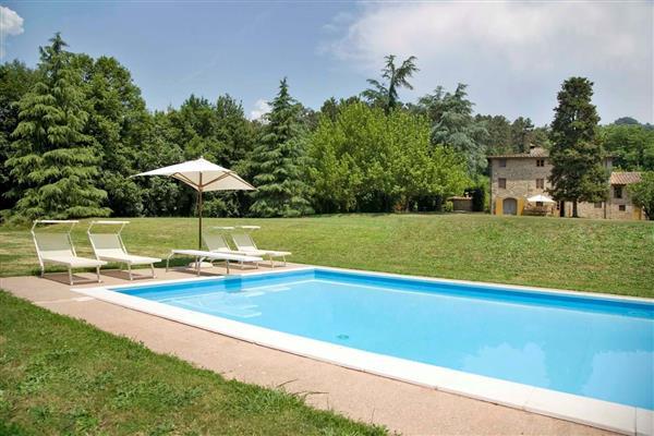 Villa Cipresso in Provincia di Lucca