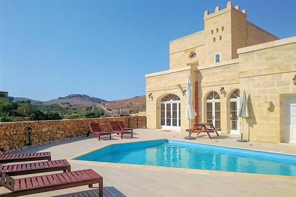Villa Citadel View, Gozo