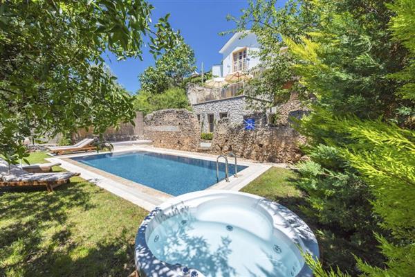 Villa Citlembik in Fethiye