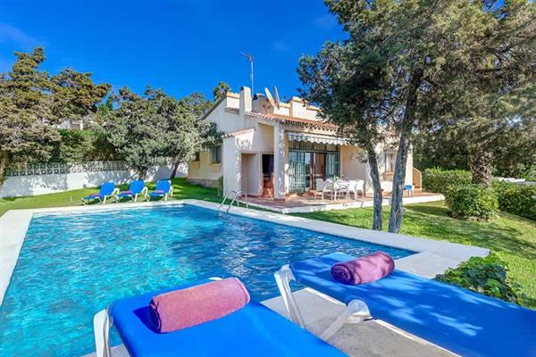 Villa Clara in Spain