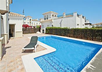 Villa Clare in Spain