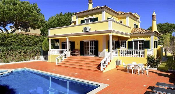 Villa Clarva in Loulé