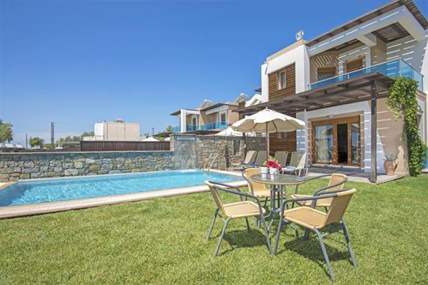 Villa Clementine in Southern Aegean