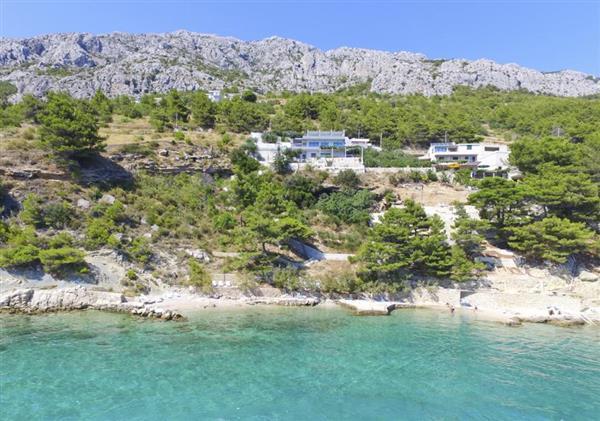 Villa Cliff in Općina Omiš