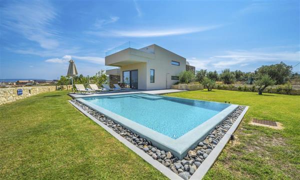 Villa Clio in Crete