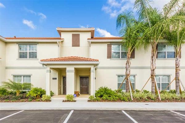Villa Clock Tower Drive, Storey Lakes, Orlando - Florida With Swimming Pool