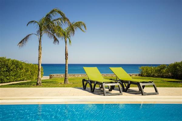 Villa Cobalt Blue in Southern Aegean