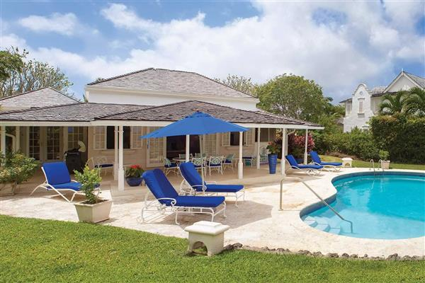 Villa Coconut Ridge in Barbados