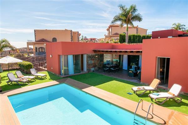 Villa Cofete in Las Palmas