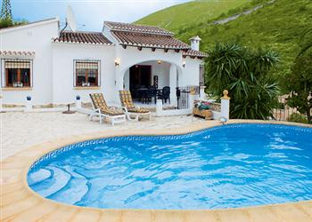 Villa Colbryca in Spain