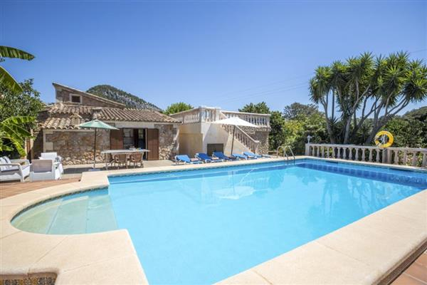 Villa Colly J in Illes Balears