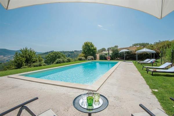 Villa Colorata in Italy