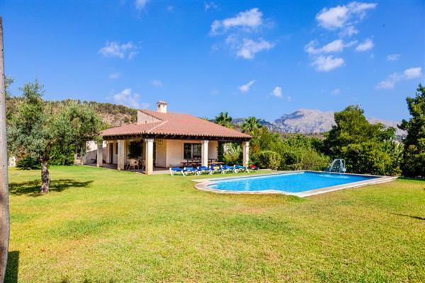 Villa Comina in Illes Balears