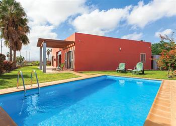 Villa Concha in Fuerteventura