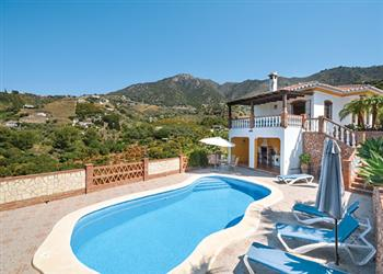 Villa Conchi in Spain