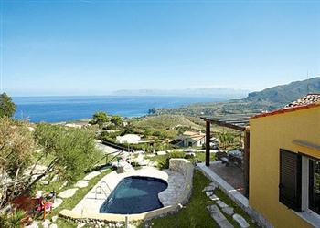 Villa Conchiglia in Sicily